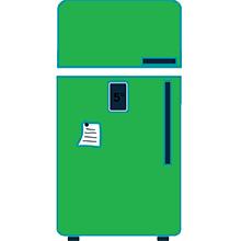 Réfrigérateur double froid